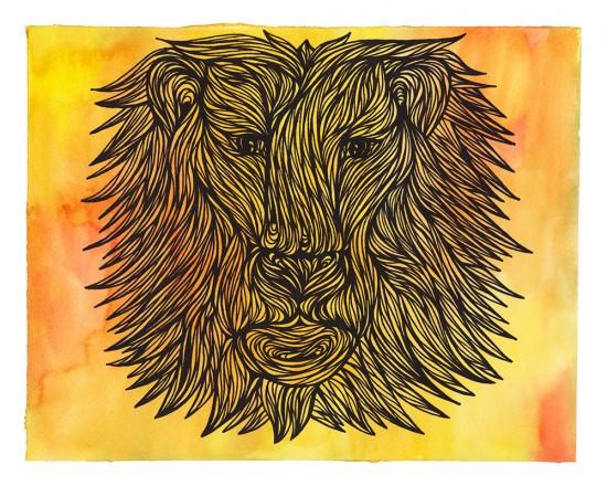 Classic Lion