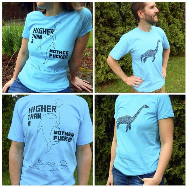 T-Shirt Mosiac