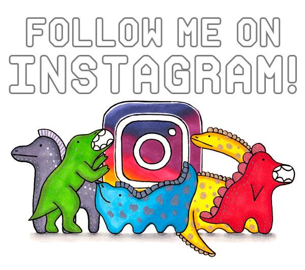 Instagram-Dinos