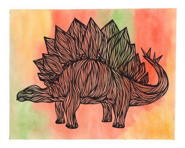 Stegosaurus-Main